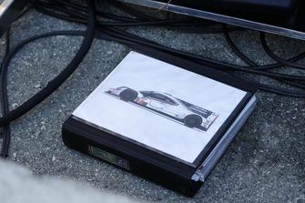 #7 Acura Team Penske Acura DPi, P: Helio Castroneves, Ricky Taylor, book