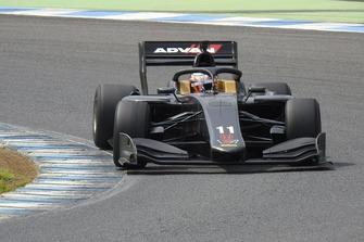 Narain Karthikeyan, Honda test car