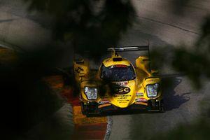 #85 JDC/Miller Motorsports ORECA 07, P - Simon Trummer, Robert Alon