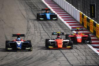 Ryan Tveter, Trident, Devlin DeFrancesco, MP Motorsport, Sacha Fenestraz, Arden International