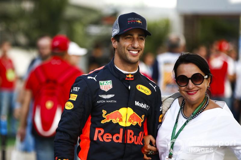 Daniel Ricciardo: Red Bull Racing - 8 puan