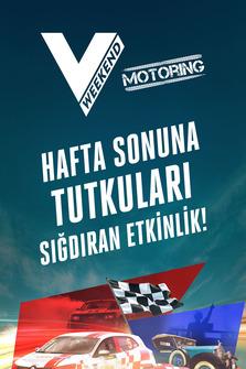 V Weekend Festival Poster