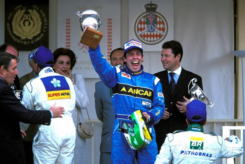 F3000 Mónaco 1999