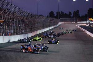 Renn-Action im Gateway Motorsports Park in St. Louis