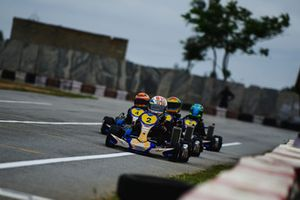 X30 Karting Challenge in action