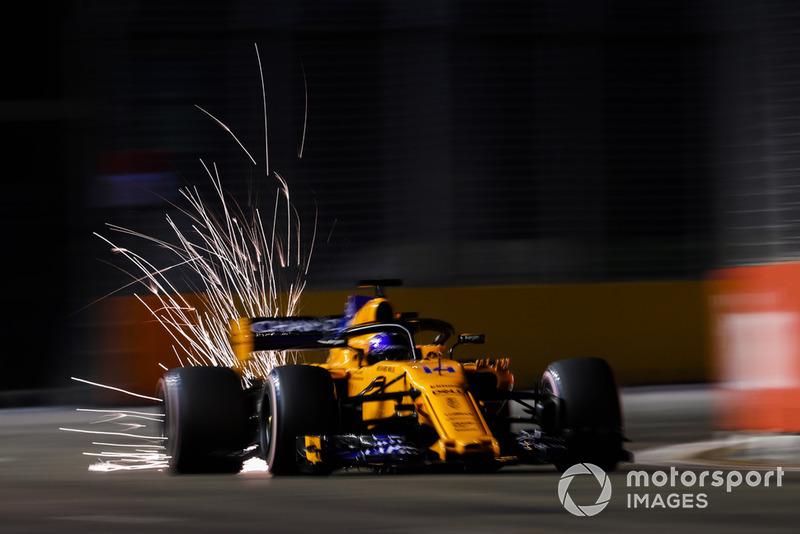 11: Fernando Alonso, McLaren MCL33, 1'38.641