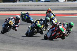 Stefano Manzi, Forward Racing Remy Gardner, Tech 3 Racing Romano Fenati, Marinelli Snipers