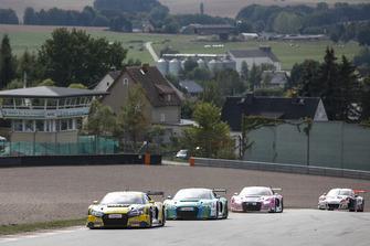#11 EFP by TECE Audi R8 LMS: Elia Erhart, Pierre Kaffer leads