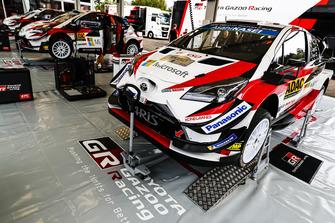 Ambiance, Toyota Gazoo Racing