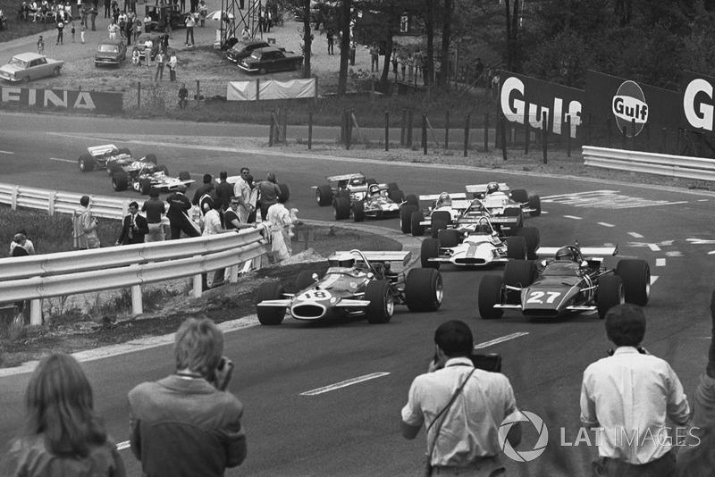К 1970 году Формула 1 заметно изменилась. Машины, получив трехлитровые моторы, стали мощнее и быстрее, также существенно другим стало отношение к вопросам безопасности.
