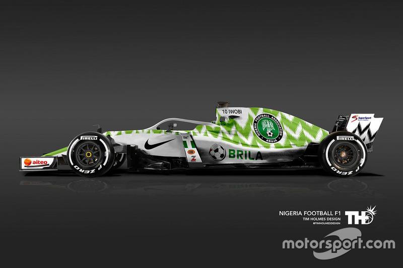 F1 Team Nigeria