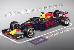 Animáció: A Red Bull fejlesztései a Német Nagydíjra