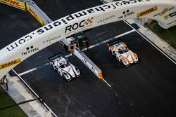 Team Nórdico Tom Kristensen, carrera de Team Alemania Sebastian Vettel, Radical SR3 RSX