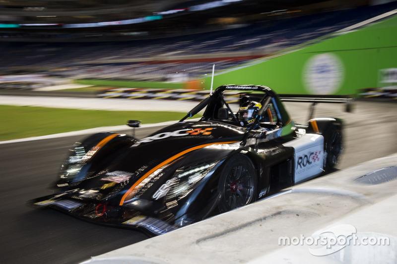 Scott Speed, Radical SR3 RSX