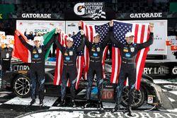 1.: #10 Wayne Taylor Racing, Cadillac DPi: Ricky Taylor, Jordan Taylor, Max Angelelli, Jeff Gordon