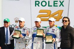 1. GTLM: Joey Hand, Dirk Müller, Sébastien Bourdais, Ford Performance Chip Ganassi Racing