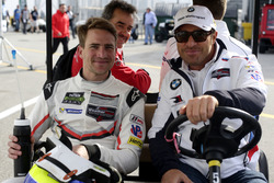 Dirk Werner, Porsche Team North America and Bill Auberlen, BMW Team RLL