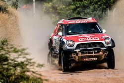 #316 X-Raid Team, Mini: Jakub Przygonski, Tom Colsoul