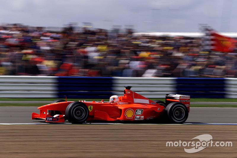 2000年:フェラーリF1-2000