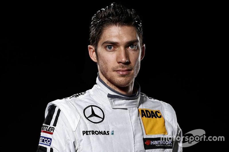 8. Эдоардо Мортара, DTM, Mercedes HWA AG