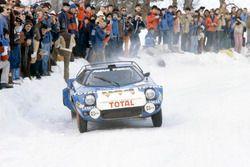 Bernard Darniche, Alain Mahé, Lancia Stratos HF
