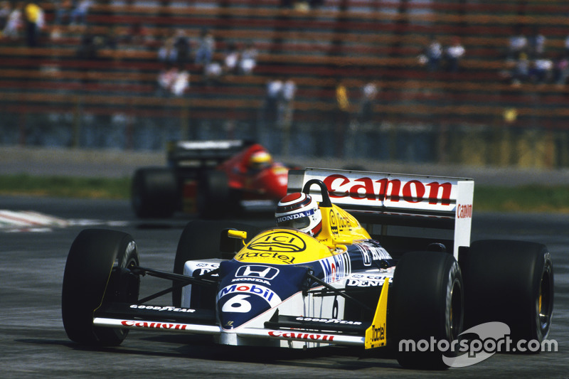 24º: Williams FW11 (1986)