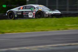 #44 Magnus Racing Audi R8 LMS: John Potter, Marco Seefried