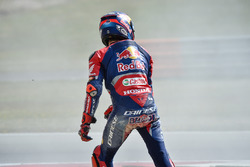 Stefan Bradl, Honda World Superbike Team crash