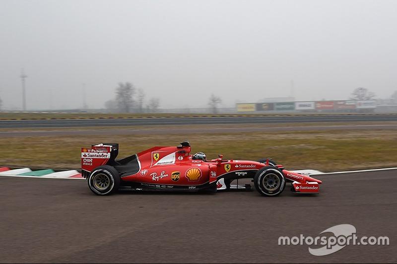 Антонио Джовинацци, Ferrari