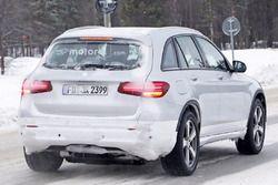 صور مسربة لسيارة مرسيدس