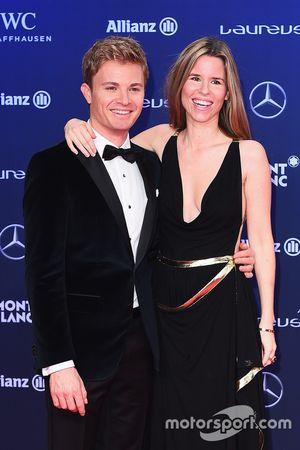 Nico Rosberg ve eşi Vivian Rosberg