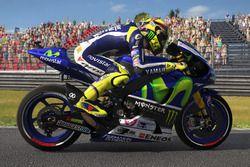 Valentino Rossi, Yamaha YZR-M1 2015
