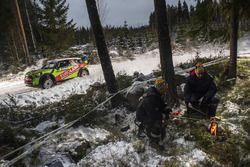 Valeriy Gorban, Sergei Larens, Mini Cooper WRC