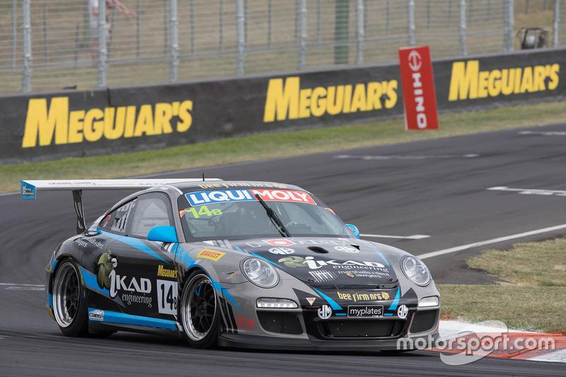 38. #14 IKAD Racing, Porsche 997 Cup