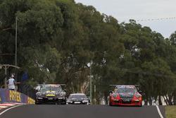 #50 Synep Racing, Porsche 991 Cup: Adam Cranston, Josh Cranston, Aaron Steer, Jamie Winslow; #4 Grov