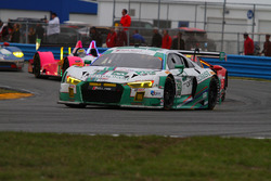 #29 Montaplast by Land-Motorsport Audi R8 LMS GT3: Connor de Phillippi, Christopher Mies, Jules Goun