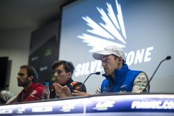 Press Conference with Harry Tincknell, Ford Chip Ganassi Racing
