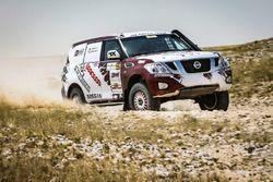 Adel Abdullah, Nissan Patrol