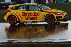 Mat Jackson, Motorbase Performance; Ford Focus