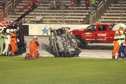 Timothy Peters, Chevrolet Silverado wrecks
