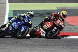 Andrea Locatelli, Italtrans Racing Team, Yonny Hernandez, AGR Team
