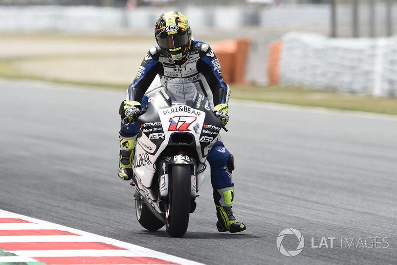 7. Karel Abraham, Aspar Racing Team