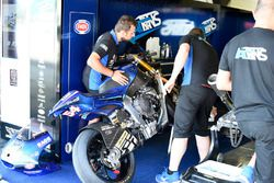 Bike von Mattia Pasini, Italtrans Racing Team