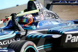 Auto de Mitch Evans, Jaguar Racing,