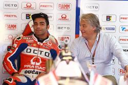 Danilo Petrucci, Pramac Racing, Paolo Campinoti