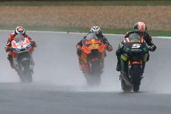 Johann Zarco, Monster Yamaha Tech 3, Pol Espargaro, Red Bull KTM Factory Racing, Jorge Lorenzo, Duca