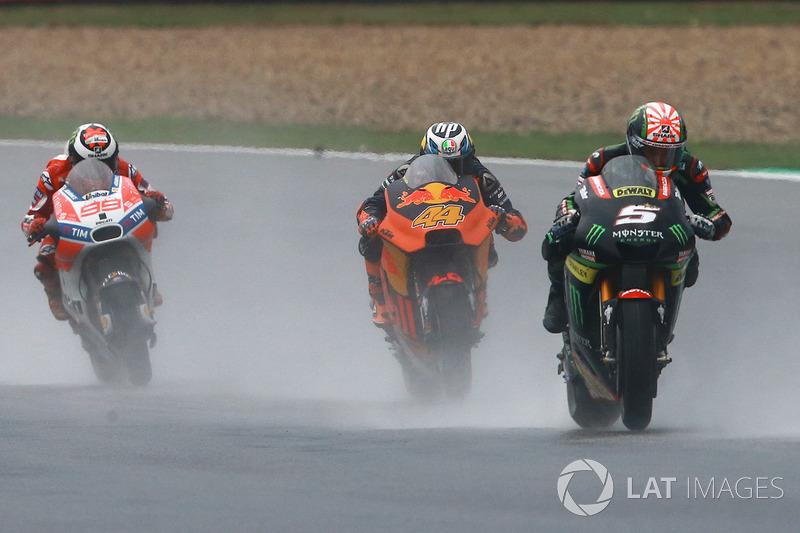 Жоанн Зарко, Monster Yamaha Tech 3, Пол Еспаргаро, Red Bull KTM Factory Racing, Хорхе Лоренсо, Ducati Team