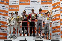 Podium: 1. #3 Aust Motorsport, Audi R8 LMS: Markus Pommer, Kelvin van der Linde, 2. #42 BMW Team Schnitzer, BMW M6 GT3: Nicky Catsburg, Philipp Eng, 3. #2 Montaplast by Land-Motorsport, Audi R8 LMS: Jeffrey Schmidt, Christopher Haase
