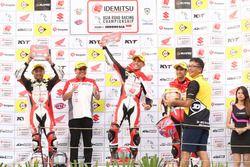 Podium Race 1 Asia Production 250cc