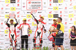 Podium Race 1 Asia Production 250cc